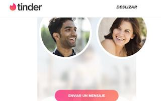Como iniciar sesion en Tinder desde la web (PC)