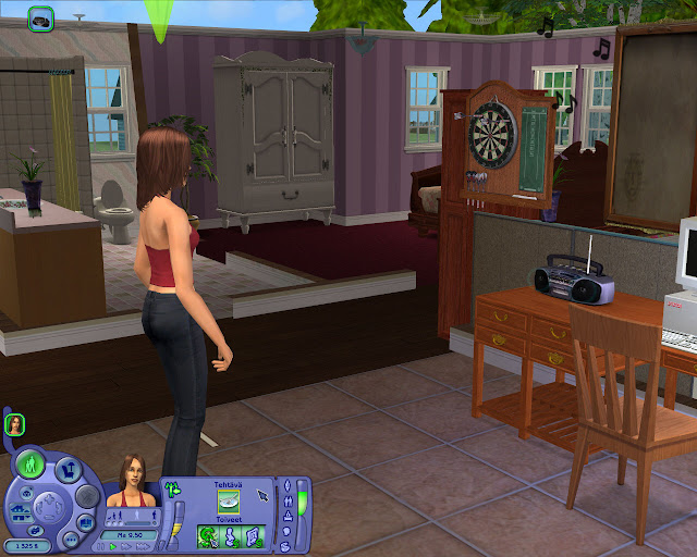 The Sims Life Stories PC Full Version Screenshot 1