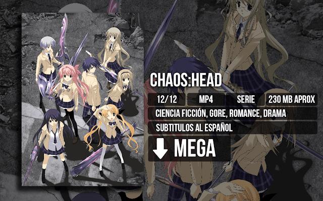 Chaos%2BHead - Mostrar Mensajes - mundotaikan