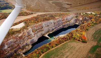Keindahan Velká Amerika, Grand Canyon dari Republik Ceko