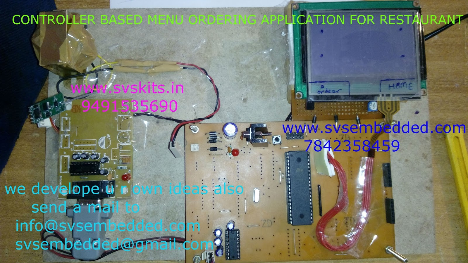 SVSEMBEDDED PROJECTS,List of IEEE Embedded System Project Titles ...