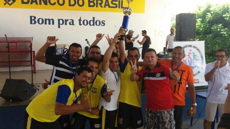 a0981c5d4d Secretaria de Esporte realiza a final do Campeonato de futsal dos  moto-taxistas de Cajazeiras