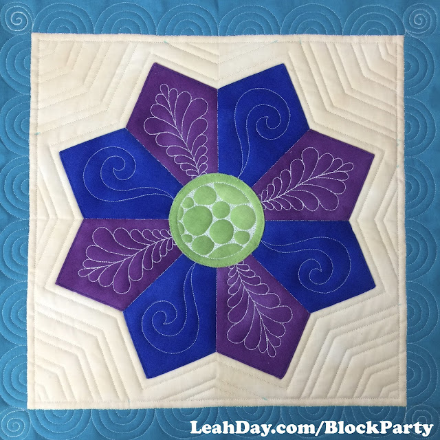 how to make a dresden plate template - the free motion quilting project quilting basics 11