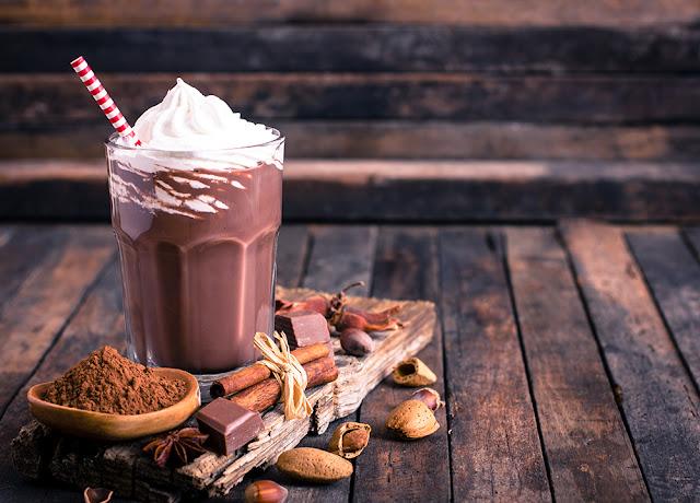 Milkshake de ciocolata