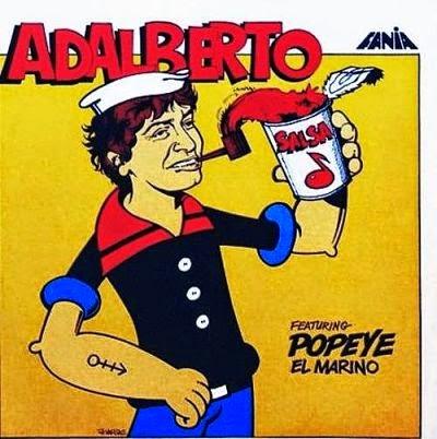 POPEYE EL MARINO - ADALBERTO SANTIAGO (1979)