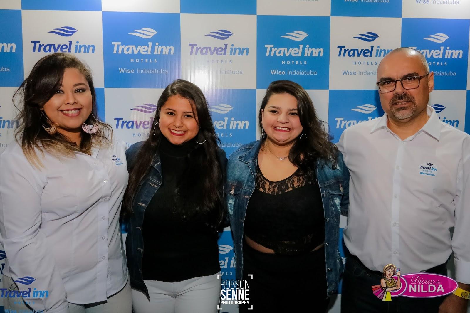 c827498ce A Natiele Dias e o Marcio Ferreira do Travel Inn wise Indaiatuba,  recepcionaram os convidados durante as 3 (três) noites.