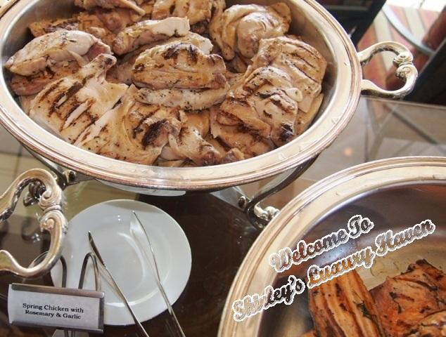 food network asia, neelys, bbq, rosemary chicken