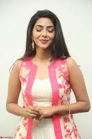 Aishwarya Lekshmi looks stunning in sleeveless deep neck gown with transparent Ethnic jacket ~  Exclusive Celebrities Galleries 097.JPG