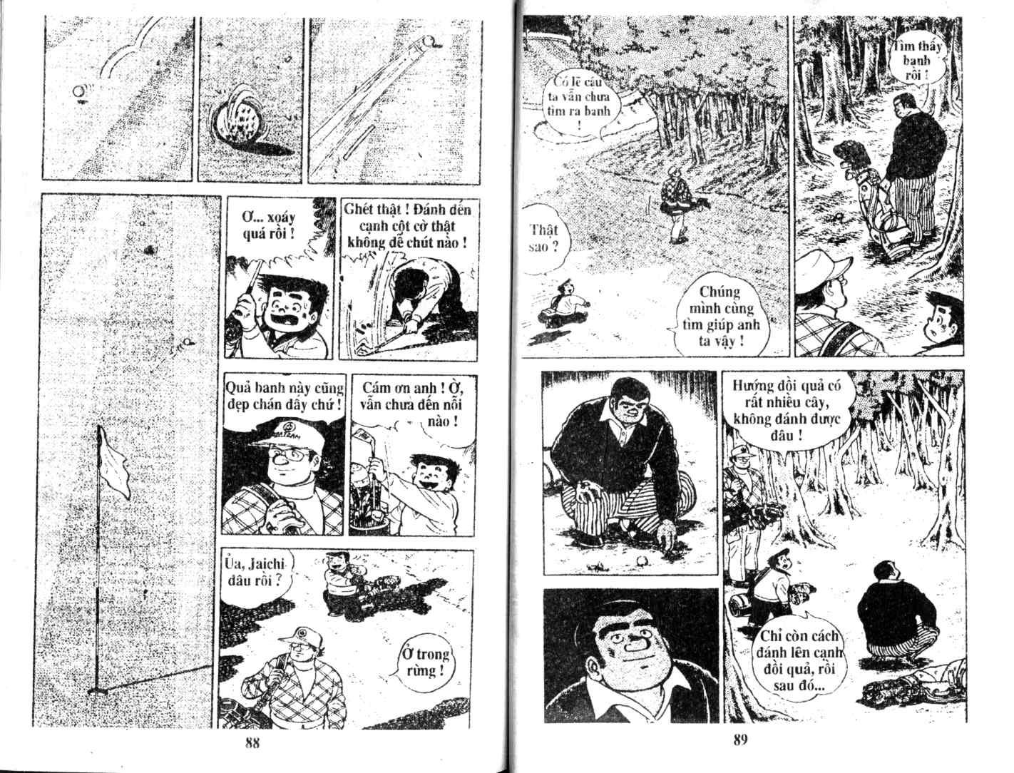 Ashita Tenki ni Naare chapter 15 trang 43