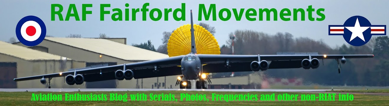 RAF Fairford Movements