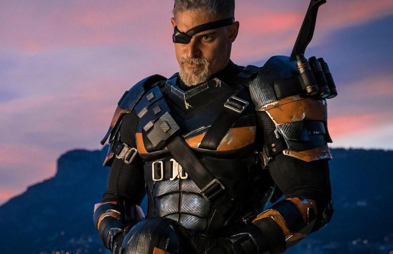 Liga da Justiça | Joe Manganiello divulga primeira imagem do Exterminador