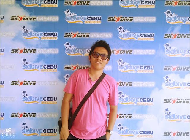 Skydive Cebu Adventure