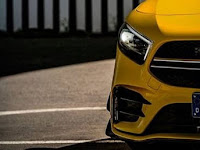 The Mercedes-AMG A35 Slowly Appears, Stretch EQ Boost