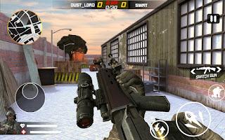 Frontline Combat Sniper Strike Mod