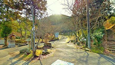 人文研究見聞録:猪子山公園 [滋賀県]