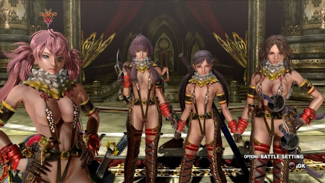 Download Onechanbara Z2 - Chaos Include All DLCs