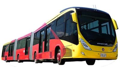 Marcopolo Viale BRT Bi-Articulado