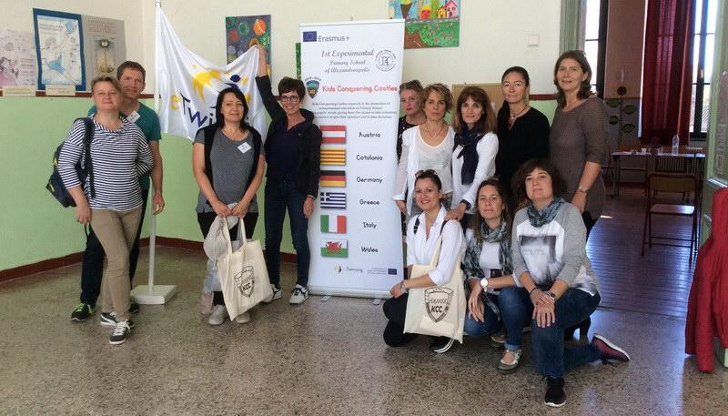 Αλεξανδρούπολη: Ολοκληρώθηκε η διακρατική συνάντηση εκπαιδευτικών στο πλαίσιο του Erasmus+