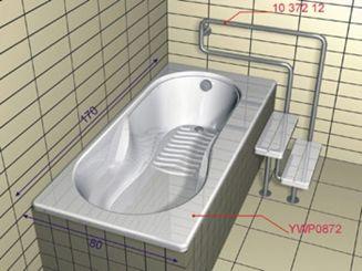 Niwelujemy Bariery Architektoniczne łazienka Dla Osoby
