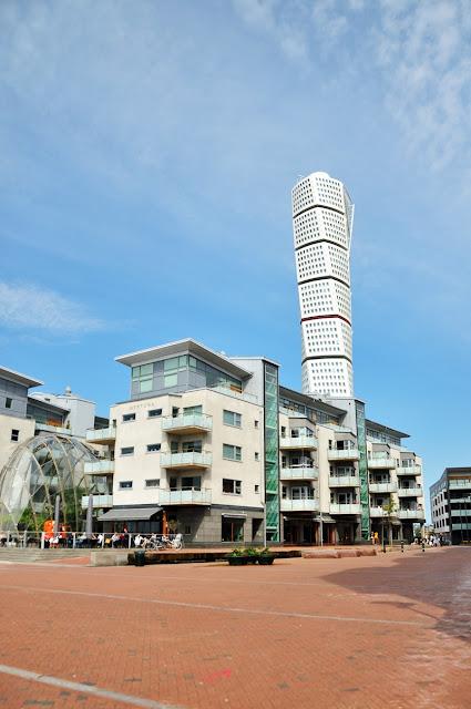 Malmö Turning Torso Tower