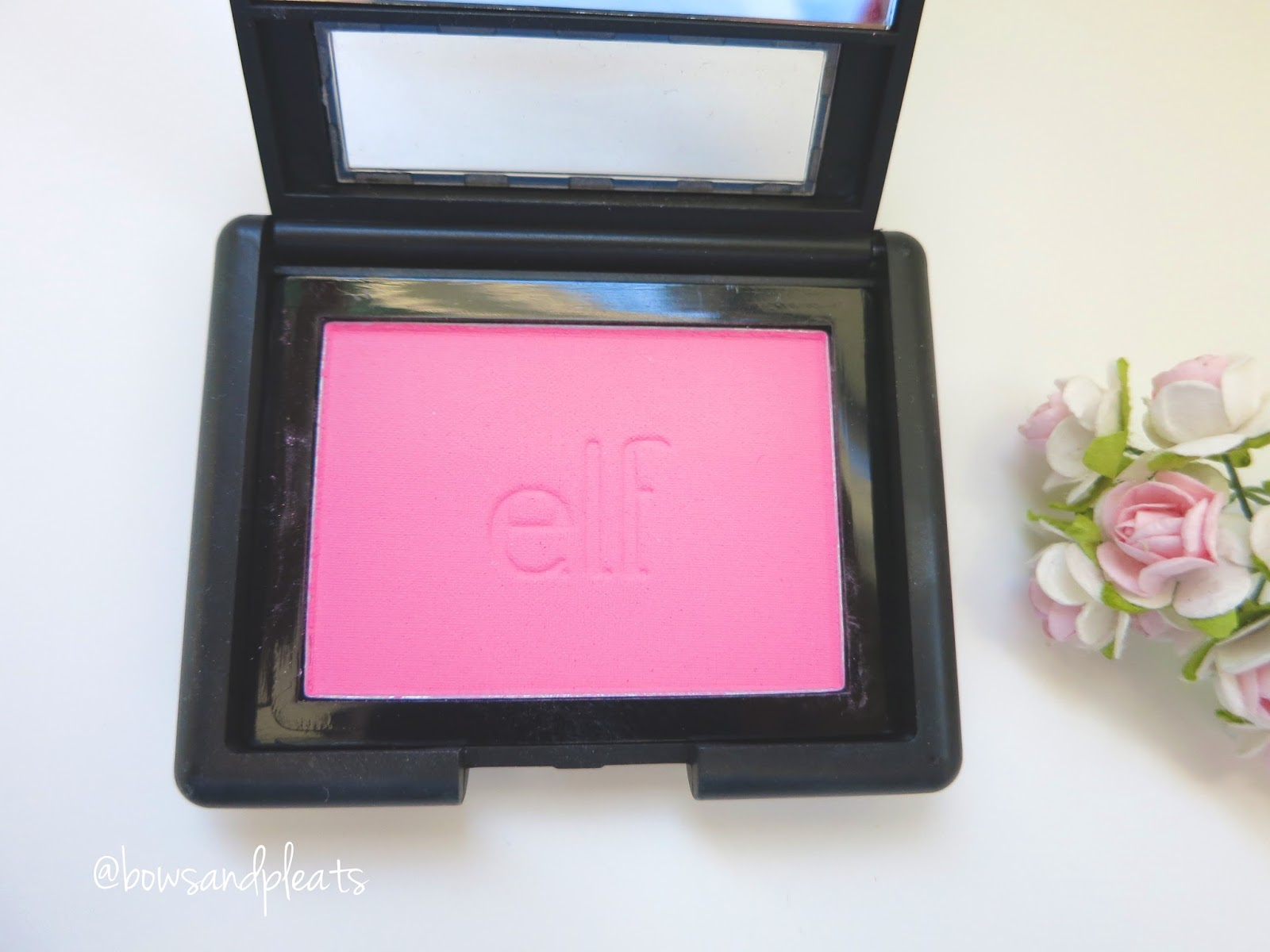 e.l.f studio blush in pink passion