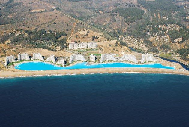 The Hopeful Traveler Crystal Lagoon At San Alfonso Mar