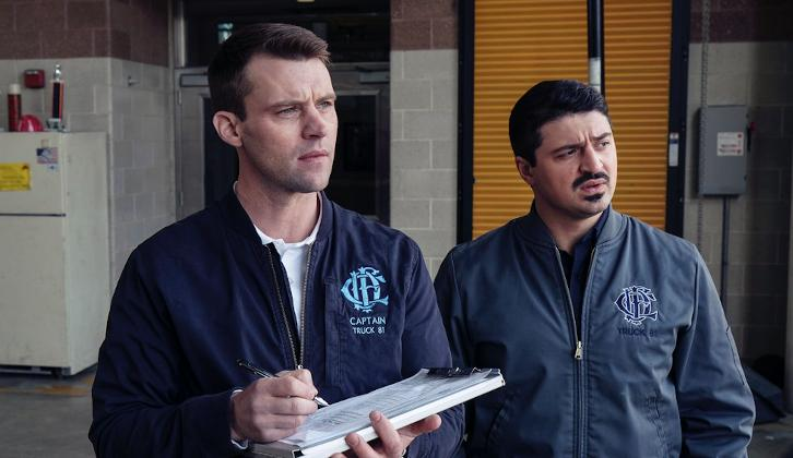 Chicago Fire - Episode 6.20 - The Strongest Among Us - Promo, Promotional Photos + Press Release