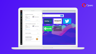 تحميل Opera Browser