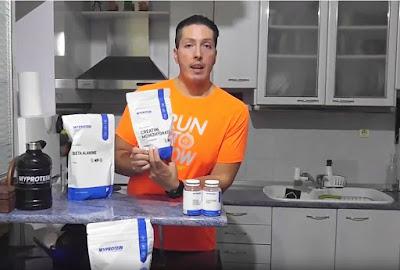Myprotein Review - Συμπληρώματα για το Pre & Post Workout Ρόφημα μας!!!