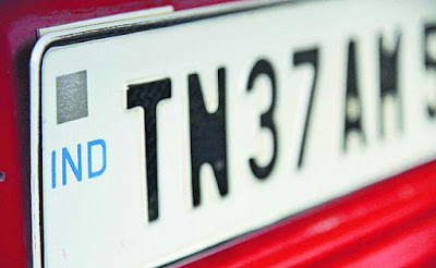 tn vehicle registration code