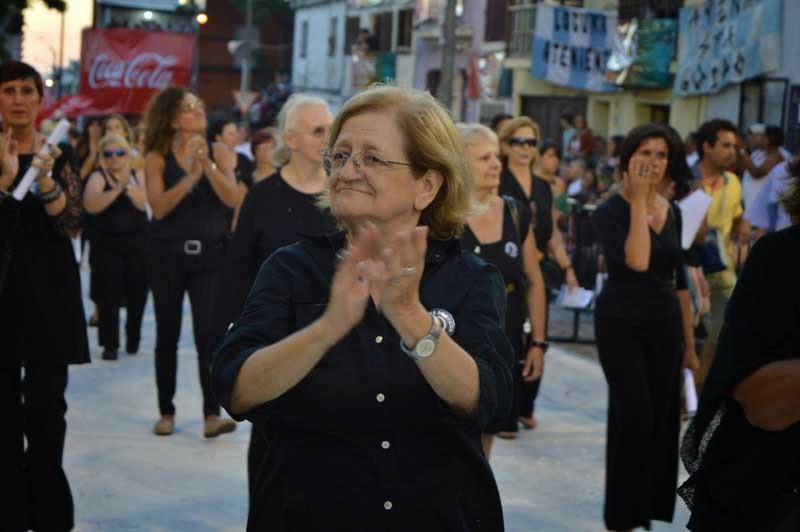 Mujeres de Negro. Glenda Rondán.
