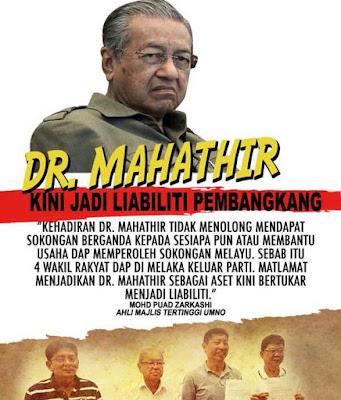Kerjasama Dengan Mahathir Menyulitkan DAP