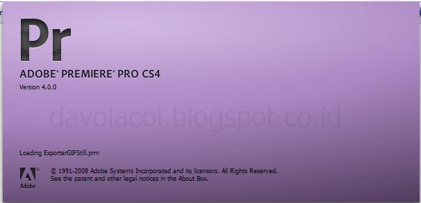 download adobe premiere cs4 32 bits + crack torrent