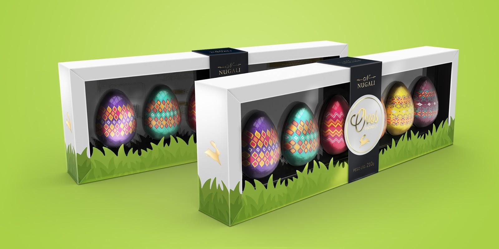 Ovos Pintados Nugali On Packaging Of The World Creative