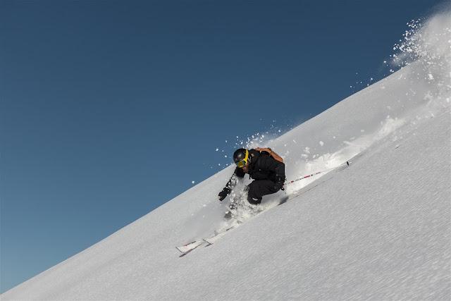 Extrem Skifahren Kitzbühel