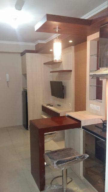 Cv Tridaya Interior Desain Interior Apartemen 2 Kamar Tidur Kalibata City Tower Lotus