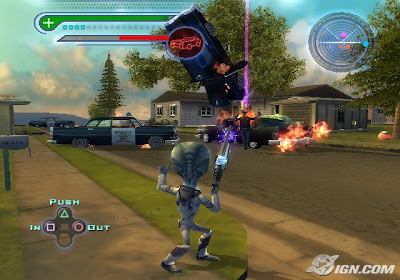 Destroy All Humans! (PS2) 2005