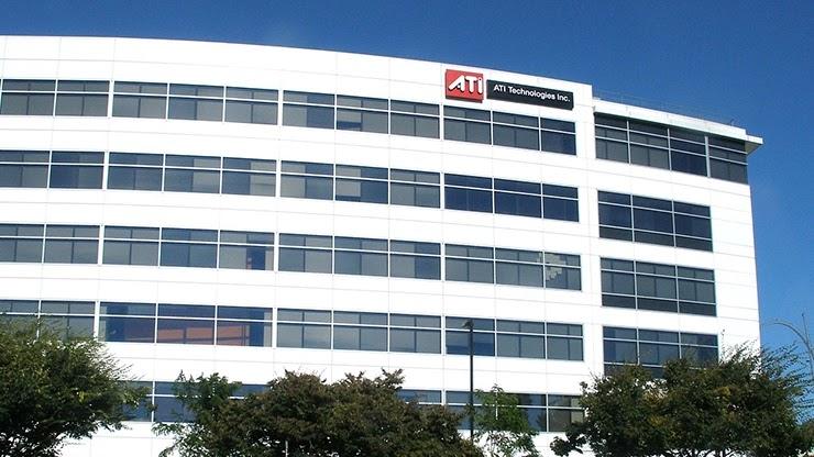 AMD история компании