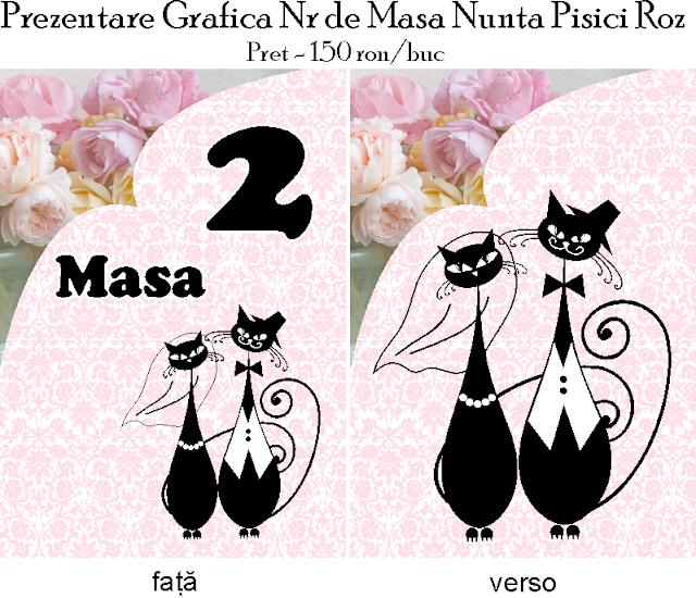 Pisici Roz