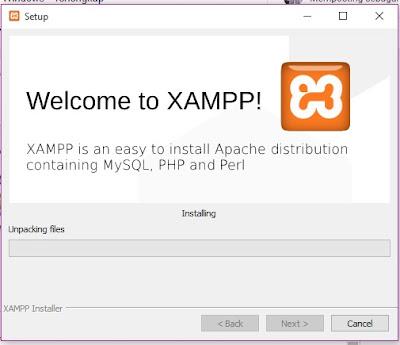 Tutorial Cara Install XAMPP di OS Windows - Terlengkap ...