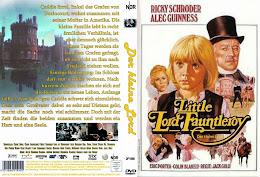 El pequeño Lord (1980) - Carátula