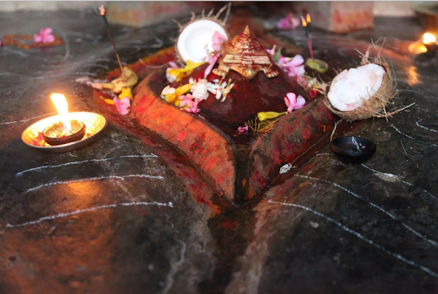 Kamakhya temple - The Bleeding Goddess