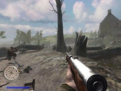 تحميل لعبة Call Of Duty 2 برابط واحد سريع