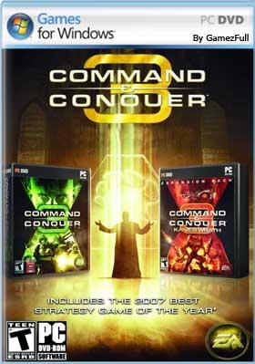 Command & Conquer 3 Tiberium Wars pc full español mega y google drive /