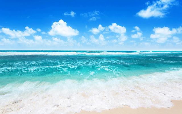 air laut rasanya asin