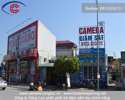 Đơn vị phân phối bộ đàm chính hãng uy tín tại Thái Bình.