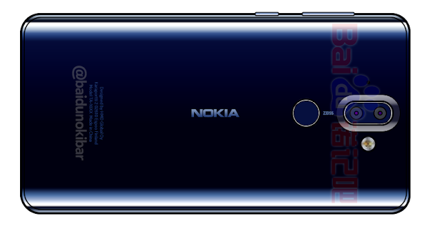 Nokia 9 New Color Leaks!!!