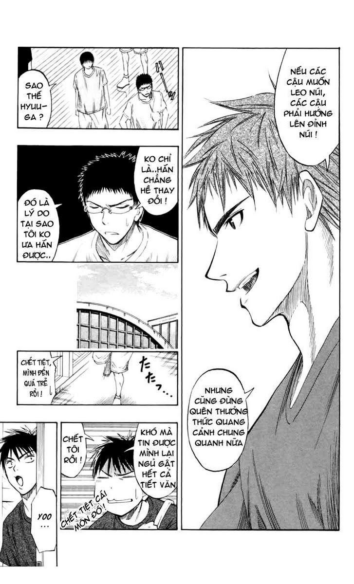 Kuroko No Basket chap 054 trang 17