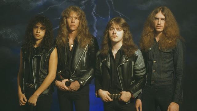Metallica primeros años
