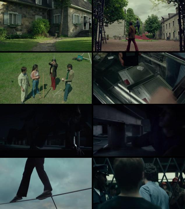 The Walk 2015 English 720p HDRip